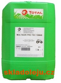 TOTAL MULTAGRI SUPER 10W-30 20L